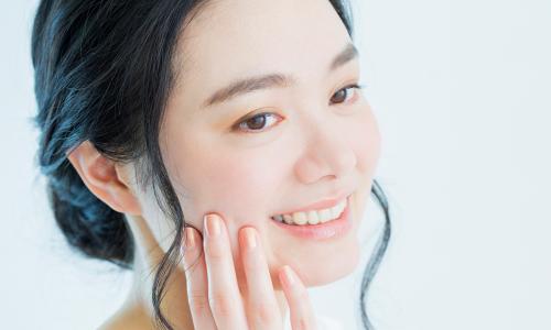 老化が進むと皮膚中のケイ素含有率が減る
